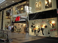 h and m sweden