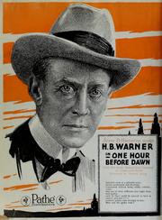H.B. Warner in One Hour Before Dawn by Henry King 2 Film Daily 1920.png