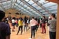 HK 薄扶林 PFL 伯大尼修道院 Béthanie 香港演藝學院 HKAPA Campus Open Day Sir YK Pao Studio n visitors March 2017 IX1 02.jpg