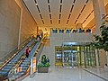 HK 觀塘道 392 Kwun Tong Road 創紀之城六期 Millennium City phase 6 front entrance lobby interior escalators visitors April 2013.JPG
