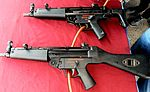 HK MP5 in two versions used by PASKAL.JPG
