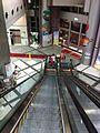 HK Sai Wan Ho Quarry Bay Lei King Road 港島東游泳池 Island East Swimming Pool escalators July-2013.JPG