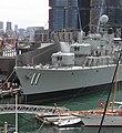 HMAS Vampire Daring Class Destroyer 3 (30154426023).jpg