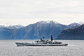 HMS Edinburgh in the Patagonian Canal, South America MOD 45153464.jpg