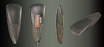 crude tools from the stone age