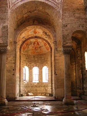 Hagia Sophia, Trabzon - Image: Hagia Sophia interior