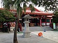 Haiden of Naminoue Shrine.JPG
