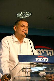 Haim Ramon Israeli politician
