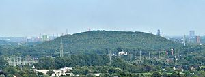 Halde Rheinpreußen - General view