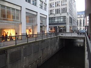 Jil Sander (brand) - Jil Sander store at Hamburg's Neuer Wall