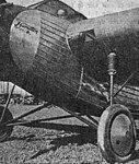 Hamilton H-18 nose Le Document aéronautique July,1927.jpg