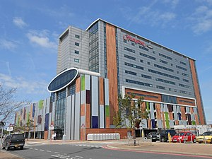 Hampton by Hilton - Hampton by Hilton Liverpool at the John Lennon Airport in Liverpool