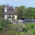 Hang am Protschenberg zum Eierschieben in Bautzen.JPG