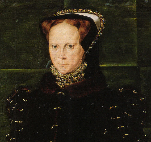 File:Hans Eworth Mary I detail1.jpg
