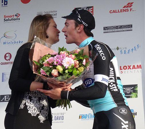 Harelbeke - Driedaagse van West-Vlaanderen, etappe 1, 7 maart 2015, aankomst (B28).JPG