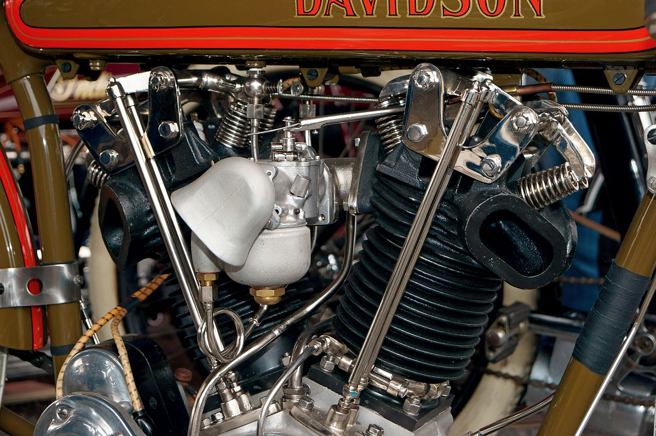 Harley Davidson Rocker Custom Parts