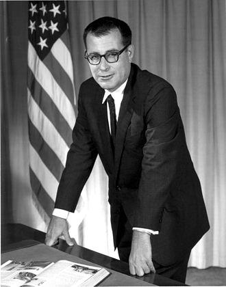 Harold Brown (Secretary of Defense) - Image: Harold Brown photo portrait standing