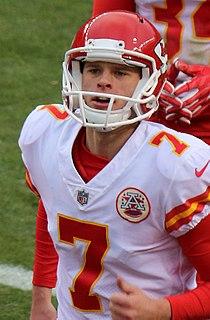 Harrison Butker American football placekicker