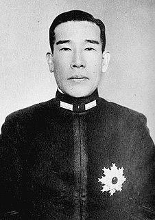 Kiyoshi Hasegawa (admiral) Japanese admiral