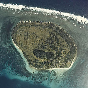 Hatoma - Aerial photograph of Hatoma in 1977