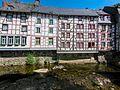 Hauser und Rur in Monschau Bild 1 genommen vom Markt.jpg