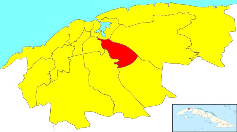 County San_Miguel_del_Padrón