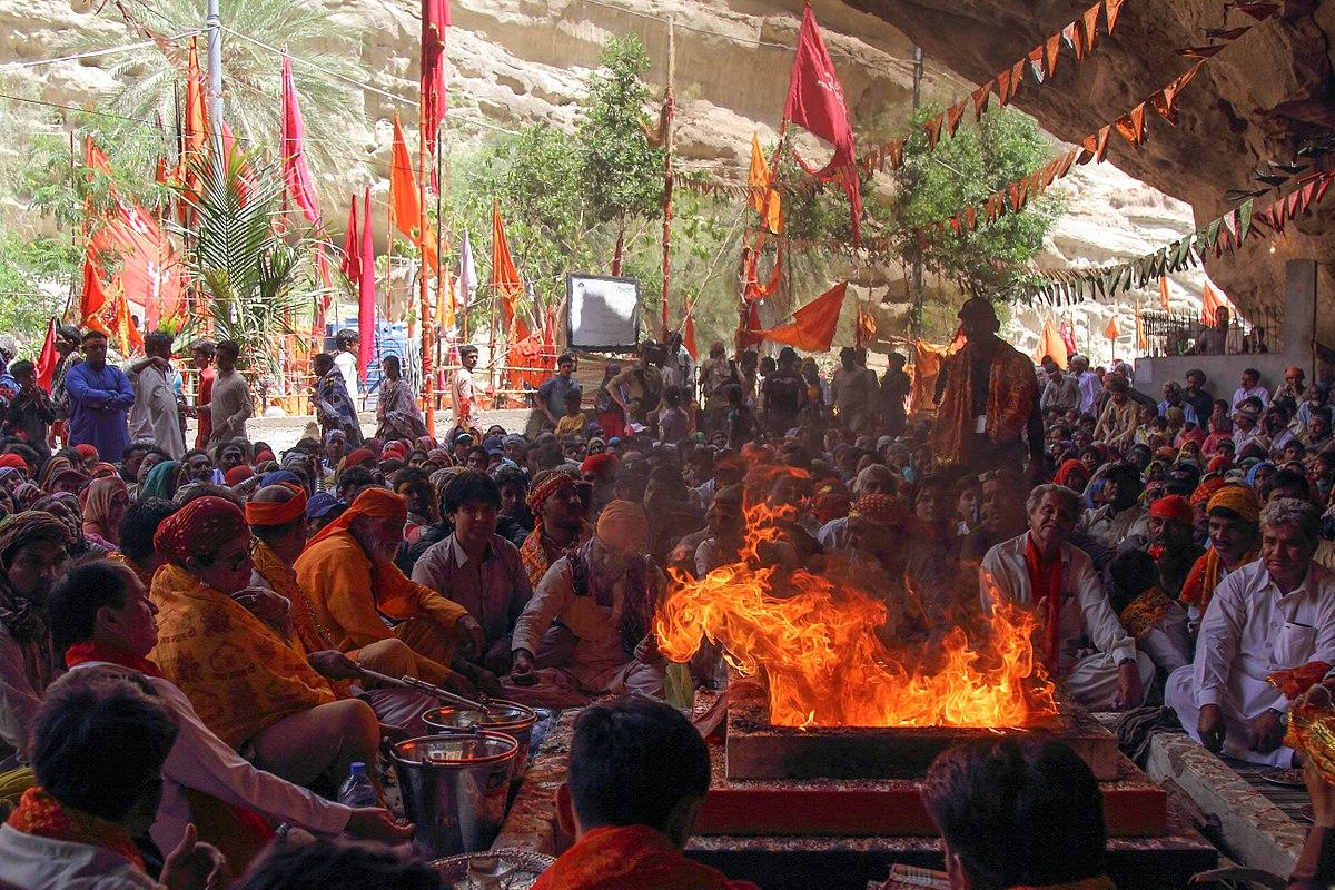 Hinduism in Pakistan - Wikipedia