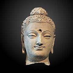 Head of Buddha-AO 2960
