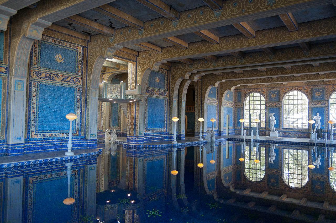 Abandoned Pools Tour