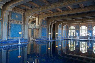 Camille Solon - Hearst Castle Roman Pool