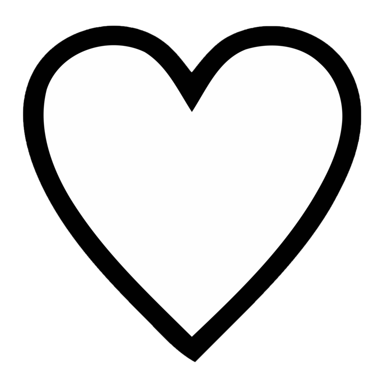 Line Art Heart Outline : File heart sg transparent wikimedia commons