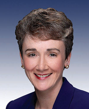 New Mexico's 1st congressional district - Image: Heather Wilson, official 109th Congress photo