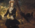 Hedvig Sofia, 1681-1708, prinsessa av Sverige, hertiginna av Holstein-Gottorp - Nationalmuseum - 40368.tif