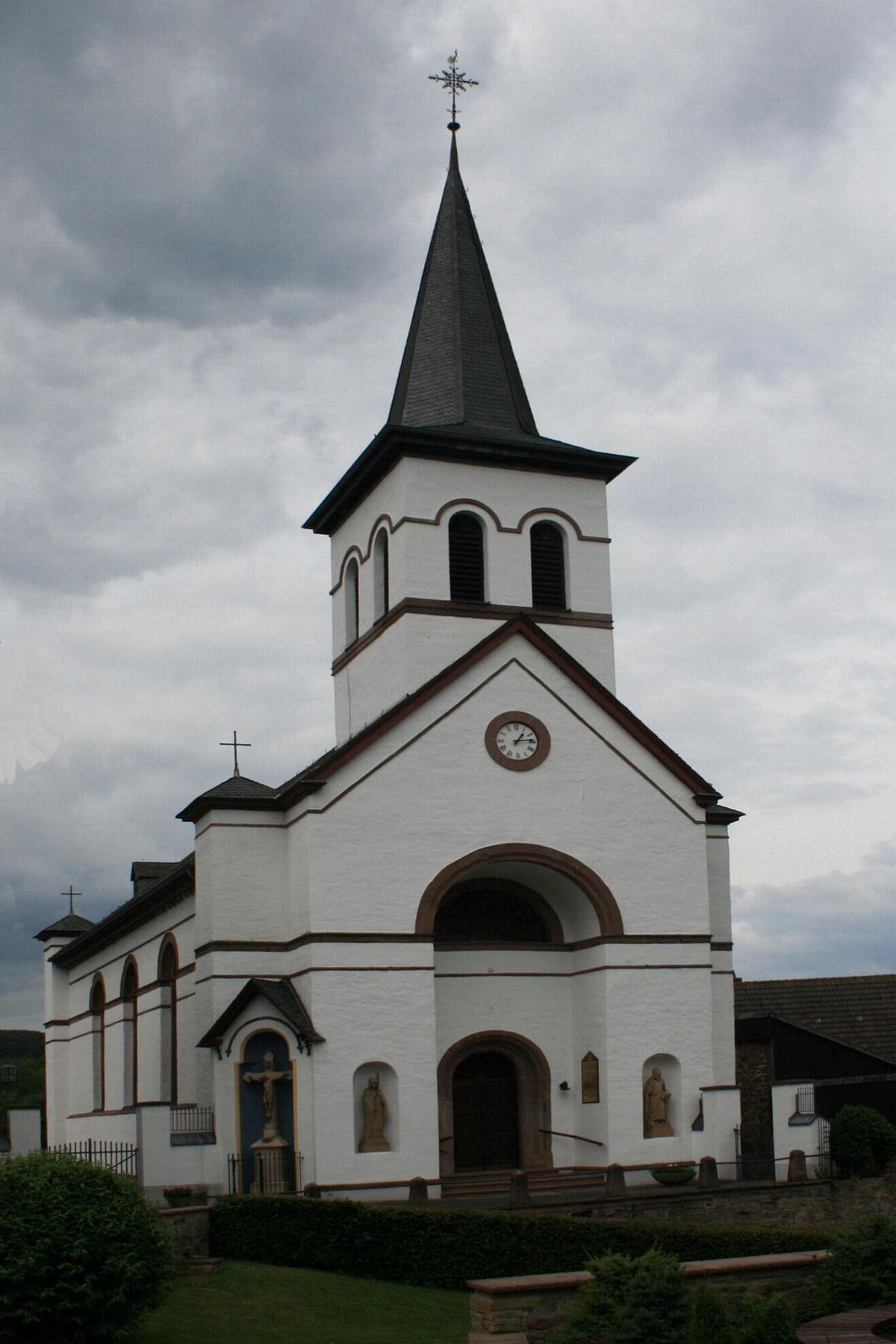 St Nikolaus Hausen bei Heimbach –