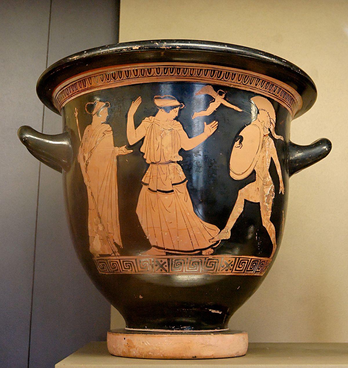 Grekisk mytologi wikipedia for Vas al