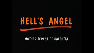 <i>Hells Angel</i> (TV programme) television documentary programme