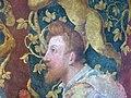 Hellbrunn Schloss - Oktogon Fresken Wand 4a.jpg