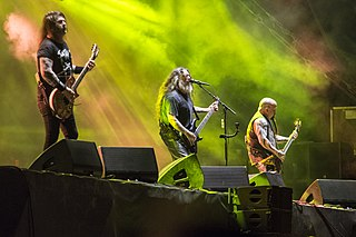 Slayer american heavy metal band