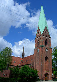 A koppenhágai Szent Kereszt templom