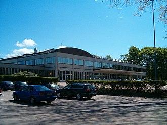 Idrottens Hus (Helsingborg) - Image: Helsingborg Idrottens hus