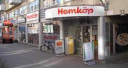 Ica supermarket norrköping