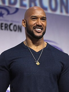 Henry Simmons American actor