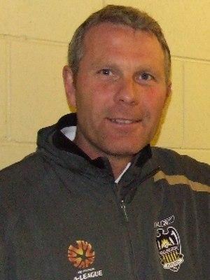 Ricki Herbert - Herbert as manager of Wellington Phoenix in 2008