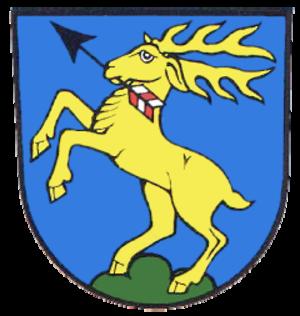 Herbertingen - Image: Herbertingen Wappen