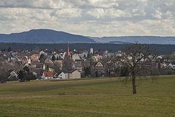 Heroldsberg, Ortsansicht