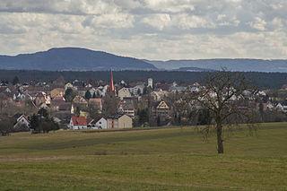 Heroldsberg Place in Bavaria, Germany