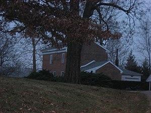Hershey House - Hershey House, November 2010
