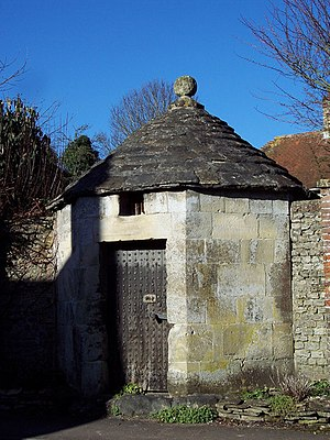 Heytesbury - Heytesbury lock-up
