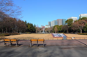 Hibiya Park winter.JPG