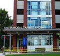 Hillsboro Intermodal Transit Facility sign - Hillsboro, Oregon.JPG